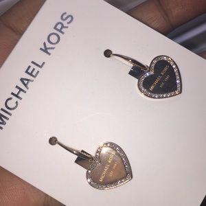 Michael Kors Drop Earrings (BRAND NEW!)